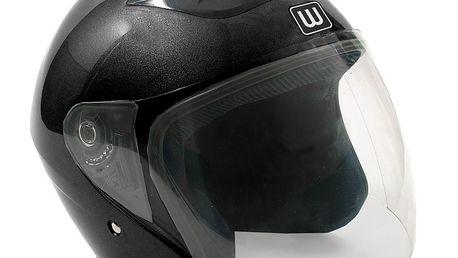 Moto Black, černá, L