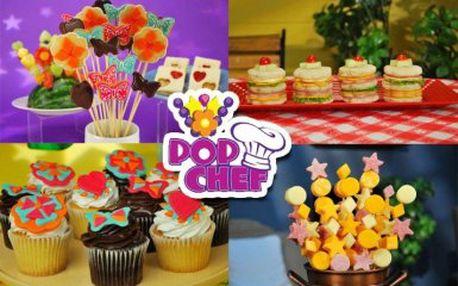 Nenechejte v kuchyni nic náhodě s POP CHEF jen za 239 Kč! Super pomocník kuchařským kutilům!!!