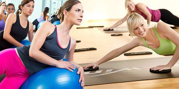 Přijďte zatočit s kilogramy ve dvou lekcích cvičení nebo tance a získejte postavu svých snů