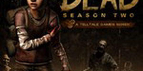 3D akční hra The Walking Dead: Season Two pro XBOX 360