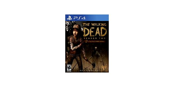 The Walking Dead: Season Two (PS4)