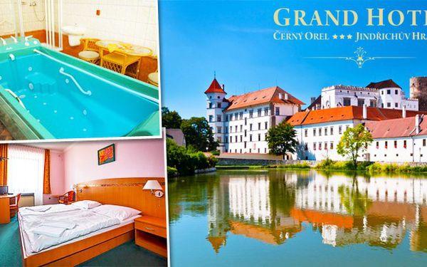 Dovolená plná relaxace v Jižních Čechách