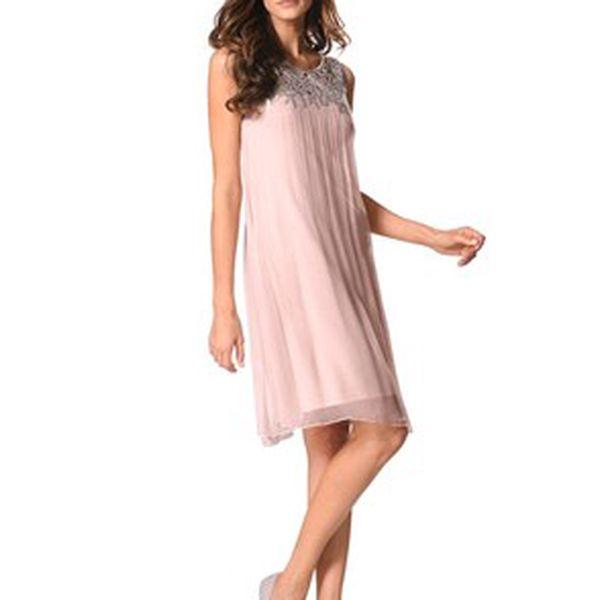 Šaty, růžová