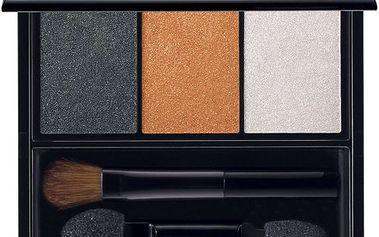 Shiseido Rozjasňující trio oční stíny
