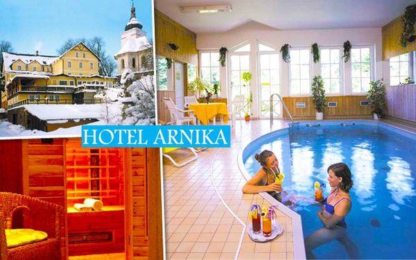 Nenechte si ujít zimní dovolenou v Krkonoších!