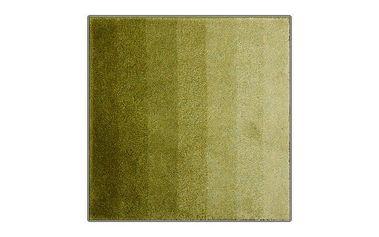 Grund Koupelnová předložka RIALTO zelená, 60x60 cm