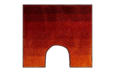 WC předložka Grund RIALTO oranžová, 55x50cm