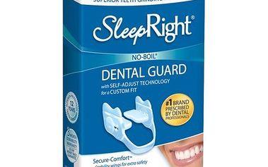 BeconfiDent Zubní dlaha proti skřípání zubů
