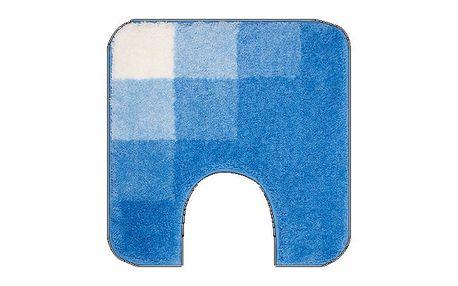 WC předložka Grund UDINE světle modrá, 50x50cm