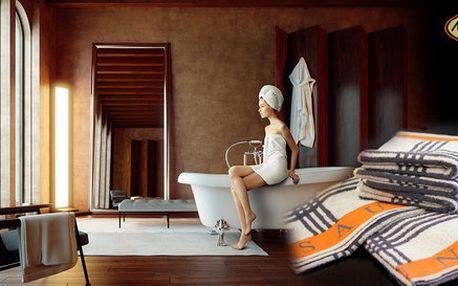 Sady kvalitních ručníků či osušek Sauna