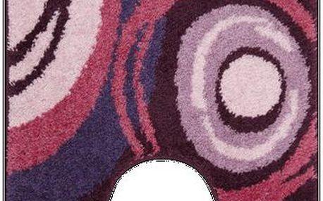 WC předložka Grund PACIOS fialová, 55x55 cm