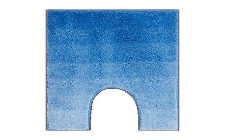 Grund WC předložka RIALTO modrá, 55x50 cm