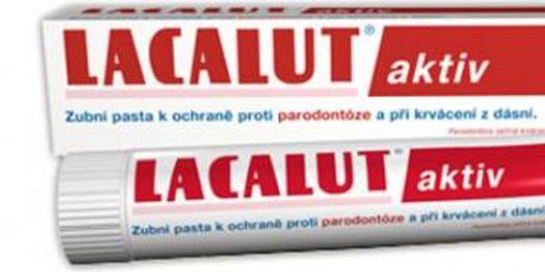 Lacalut aktiv 2 x 75 ml