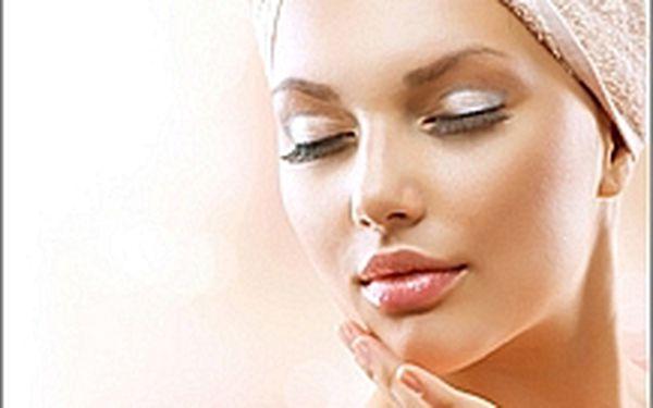 Kosmetika pleti s masáží