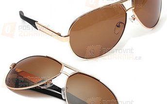 Pánské trendy sluneční brýle a poštovné ZDARMA! - 9999914742