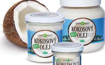 Purity Vision BIO Panenský kokosový olej lisovaný za studena PURITY VISION 100 ml