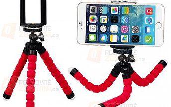 Flexibilní stativ pro mobilní telefony a poštovné ZDARMA! - 9999914738