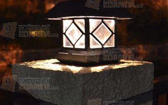 Solární venkovní lucerna a poštovné ZDARMA! - 9999914684