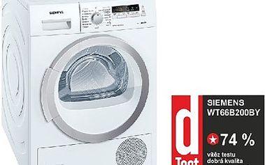 Sušička prádla Siemens WT66B200BY kondenzační
