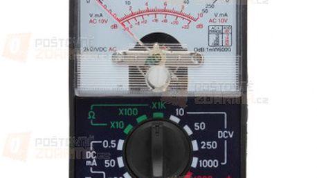Analogový voltmetr a poštovné ZDARMA! - 9999914699
