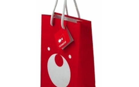 Teribear, dárková taška, menší, 16 x 23,5 x 8 cm