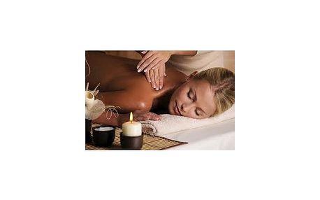 Celková klasická nebo relaxační masáž v délce 90 min.