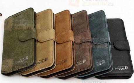Ochranné kožené pouzdro pro iPhone 6 a poštovné ZDARMA! - 9999914720