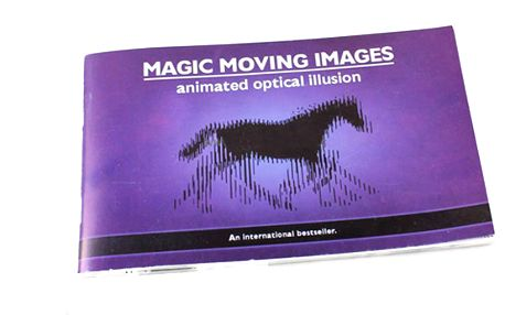 Máme tu pro Vás skvělou magickou knihu! Kouzla se začnou dít jakmile seberete speciální mřížku vyrobenou technologií 6-N, najednou před vámi ožijí obrázky v knize tak jako nikdy předtím! Každý obrázek vás naprosto uchvátí.