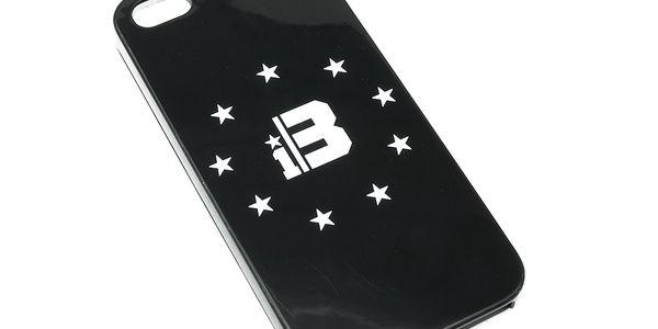 Kryt na Iphone 5 Bryland Company Black černá / bílá