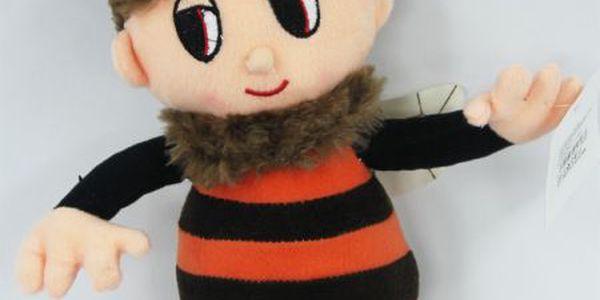 Plyšový včelí medvídek Brumda