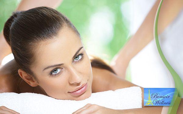 Ruční lymfatická masáž celého těla - 5 x 60 minut (cca)