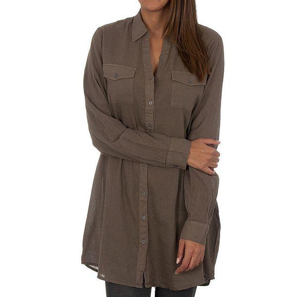 Dámská dlouhá košile Vero Moda