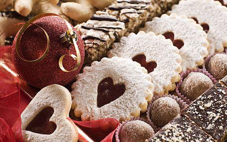 Lahodné vánoční cukroví bez práce