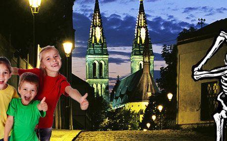 Strašidelný Vyšehrad - zajímavá procházka s výkladem nejen pro děti