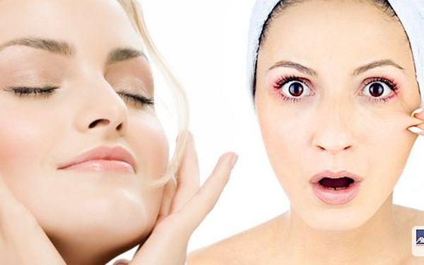 Facelift spojený s kosmetikou - nadstandardní kůra - 80 minut. Přijďte si odpočinout a přitom se zbavit vrásek. Pleť bude viditelně omlazená a vypnutá už bezprostředně po ošetření.