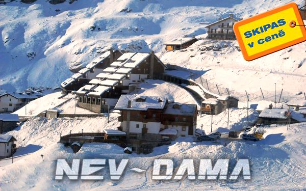 Residence Cervinia 2, Cervinia / Zermatt, Itálie, vlastní doprava, bez stravy