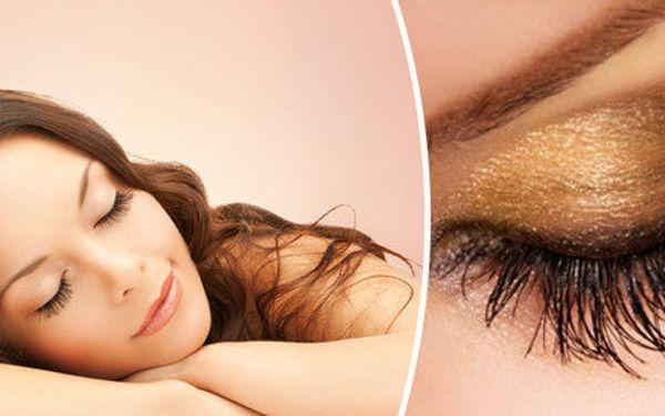 Prodloužení řas – řasa na řasu ve Studiu Beauty Glamour