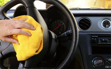 Dezinfekce interiéru Vašeho vozidla ozónem za skvělých 229 Kč!
