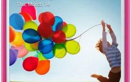 Samsung Kryt EF-PI950BPEG Galaxy S4, růžový
