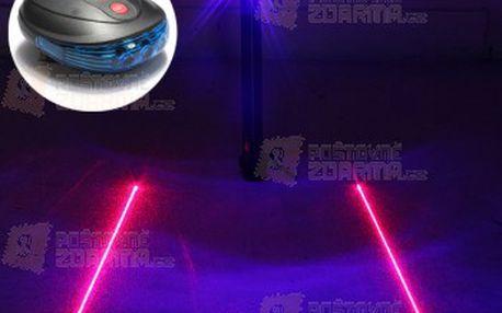 Zadní LED světlo na kolo s laserem a poštovné ZDARMA! - 9999914709