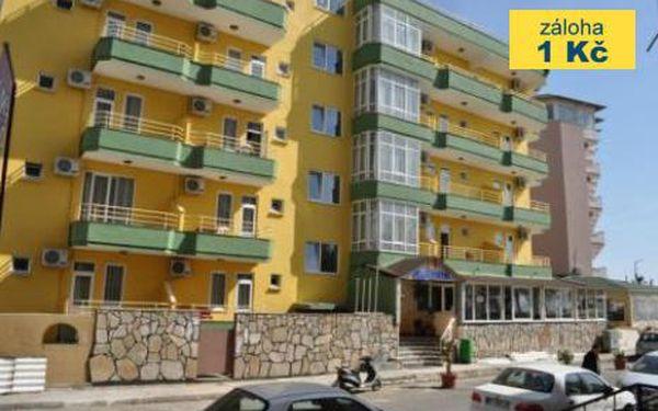 Turecko, oblast Alanya, letecky, all Inclusive, ubytování v 3* hotelu na 8 dní