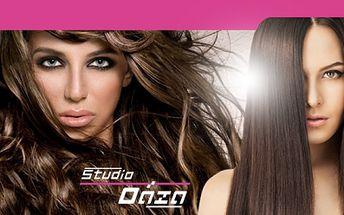 VLASOVÝ BOTOX! Regenerace vlasů Loreal Fiberceutic po celé délce vlasů včetně střihu!