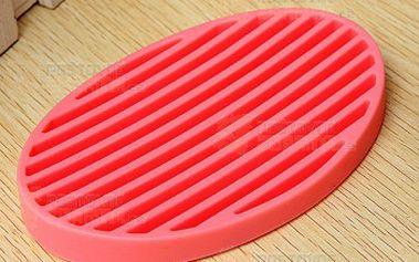 Silikonová podložka na mýdlo a poštovné ZDARMA! - 9999914739
