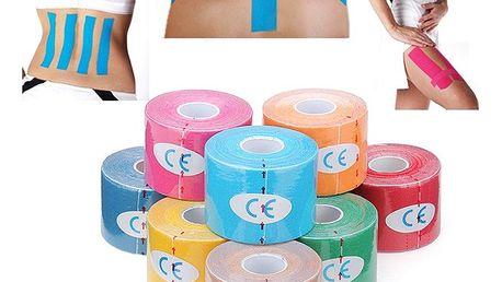 Tejpovací páska - 5 m, 9 barev