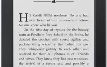 Čtečka e-knih Amazon Kindle 6 Touch černá