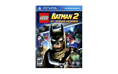 Lego Batman 2: DC Super Heroes (PSVITA)
