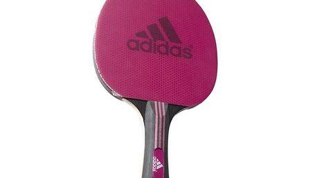 Pálka na stolní tenis Adidas AGF-10441 LASER candy růžová