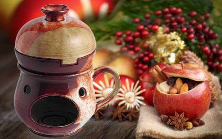 Keramický rozpékač na jablka
