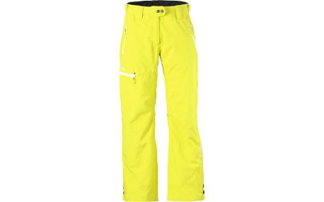 Dámské zimní kalhoty Scott OMAK W žlutá