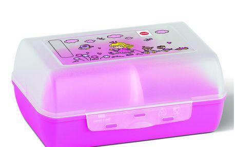 Dětský box na jídlo Princess